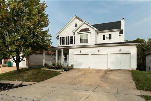 Photo of 3594 Lakeview Heights Drive, St Louis, MO 63129 (MLS # 20063044)