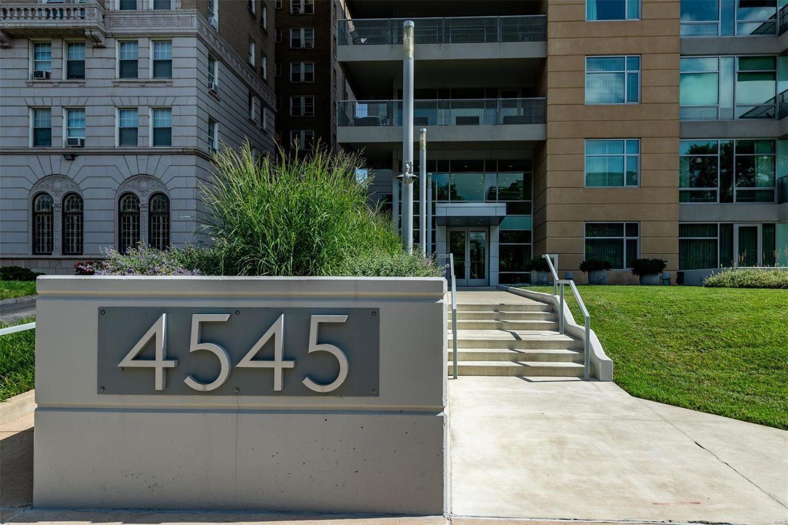 4545 Lindell Boulevard #14, Saint Louis, MO 63108 - MLS#: 20005044