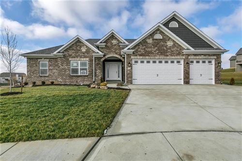 Photo of 5 Arancio Court, Wentzville, MO 63385 (MLS # 20003046)