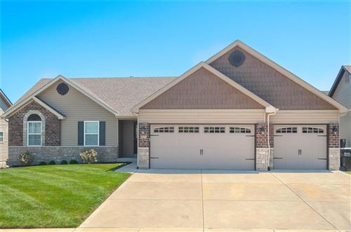Photo of 321 Heather Mill Drive, Wentzville, MO 63385 (MLS # 20043046)