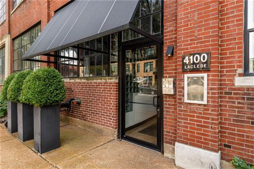 Photo of 4100 Laclede Avenue #114, St Louis, MO 63108 (MLS # 20066047)