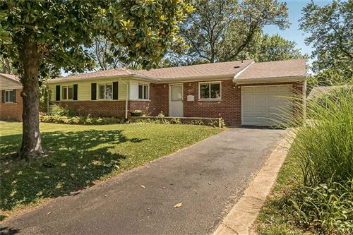 Photo of 7456 AHERN AVE, St Louis, MO 63130 (MLS # 21043048)