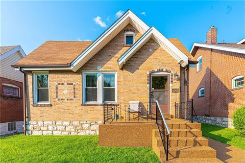 Photo of 4063 Quincy Street, St Louis, MO 63116 (MLS # 21045048)