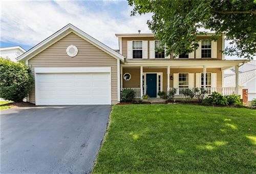 Photo of 2112 Riding Spur Drive, Maryland Heights, MO 63043 (MLS # 20055049)