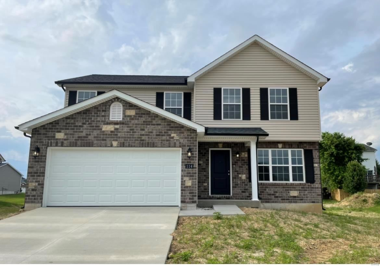 114 Wilson Creek Drive, Shiloh, IL 62221 - MLS#: 21053049
