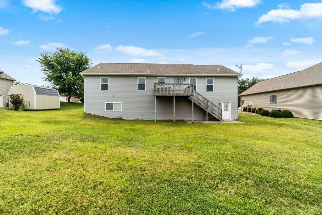Photo of 2316 Woodland Hills Drive, Cape Girardeau, MO 63701 (MLS # 21055052)