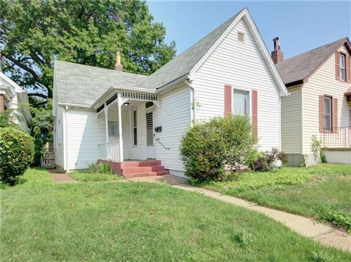 Photo of 4711 Adkins Avenue, St Louis, MO 63116 (MLS # 21055054)