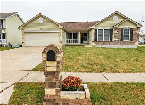 Photo of 545 Turkey Call Court Court, Troy, MO 63379 (MLS # 20075056)