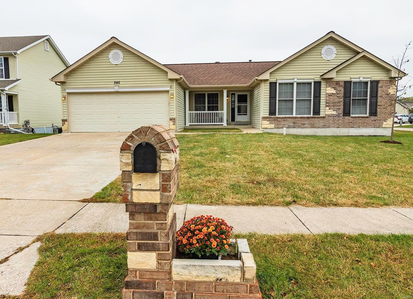 545 Turkey Call Court Court, Troy, MO 63379 - #: 20075056