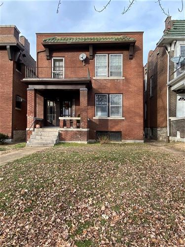 Photo of 3839 Shaw, St Louis, MO 63110 (MLS # 21000069)