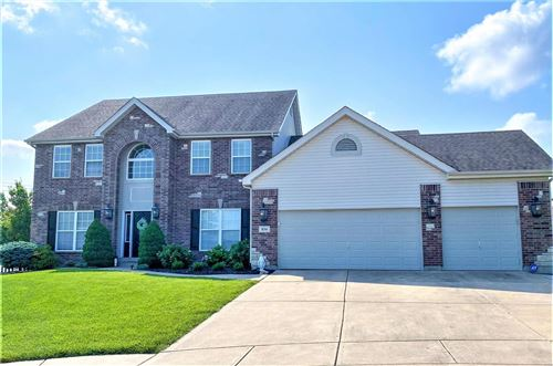 Photo of 834 Kevin Drive, Wentzville, MO 63385 (MLS # 21051070)