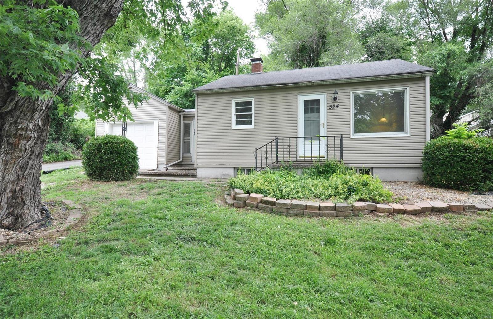 324 Meister Street, Collinsville, IL 62234 - MLS#: 21051073