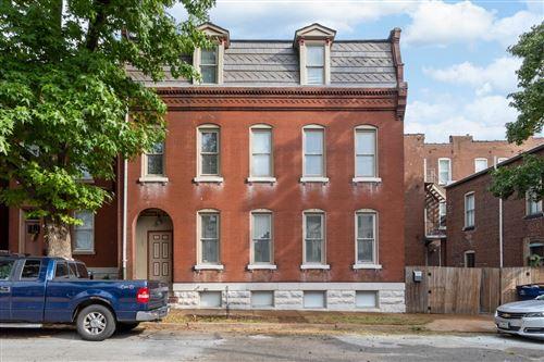 Photo of 1907 Congress Street, St Louis, MO 63118 (MLS # 21073077)