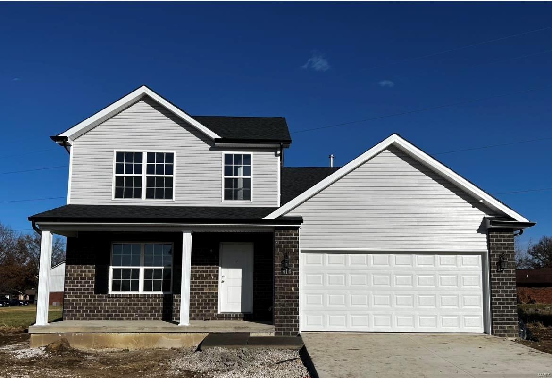 414 Ganim Drive, Shiloh, IL 62221 - MLS#: 21052081