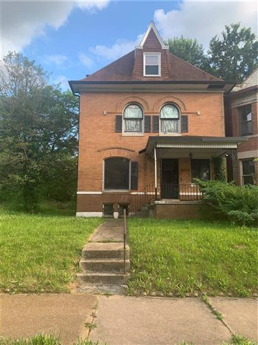 Photo of 5072 Cates Avenue, St Louis, MO 63108 (MLS # 21038082)