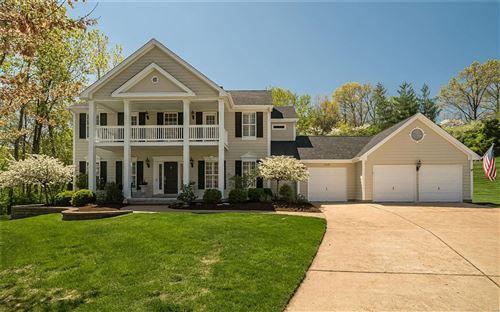 Photo of 2569 Valley Oaks Estates Drive, Wildwood, MO 63005 (MLS # 21015088)
