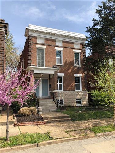 Photo of 4131 Flad Avenue, St Louis, MO 63110 (MLS # 21025089)