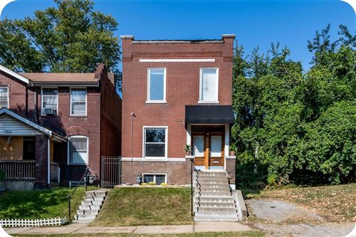 Photo of 3915 Virginia Avenue, St Louis, MO 63118 (MLS # 20067091)