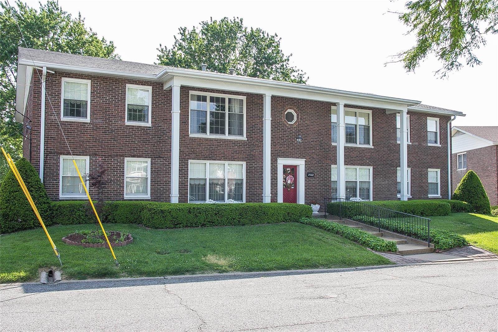 7522 Claymont Court #2, Belleville, IL 62223 - MLS#: 18039091