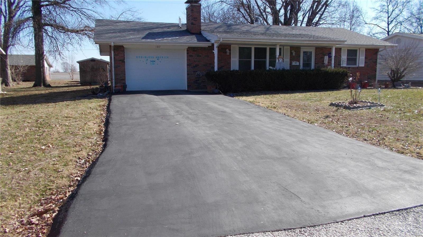 107 Joan Avenue, Marissa, IL 62257 - MLS#: 20011092