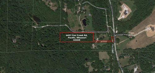 Photo of 4437 Fox Creek Road, Wildwood, MO 63069 (MLS # 21021095)
