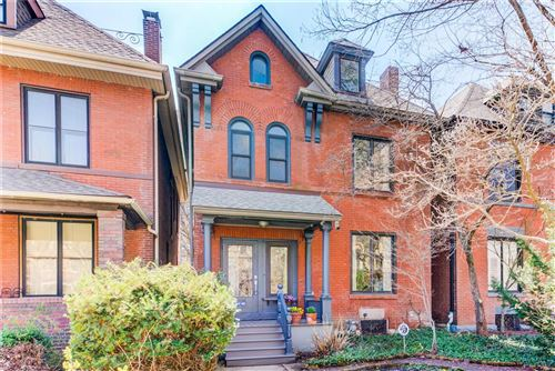 Photo of 4440 Laclede Avenue, St Louis, MO 63108 (MLS # 20017097)