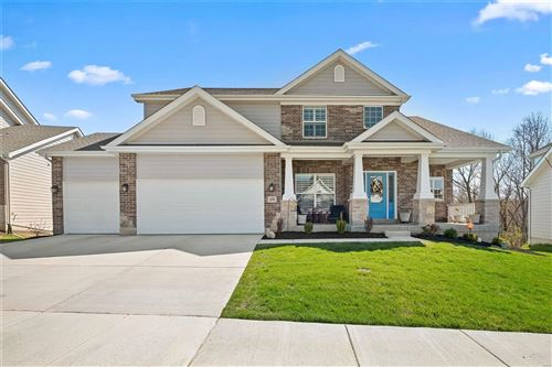 Photo of 1270 Fienup Lake Drive, Chesterfield, MO 63005 (MLS # 21021097)