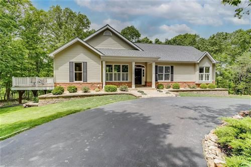 Photo of 183 Timber Pines Drive, Defiance, MO 63341 (MLS # 21027098)