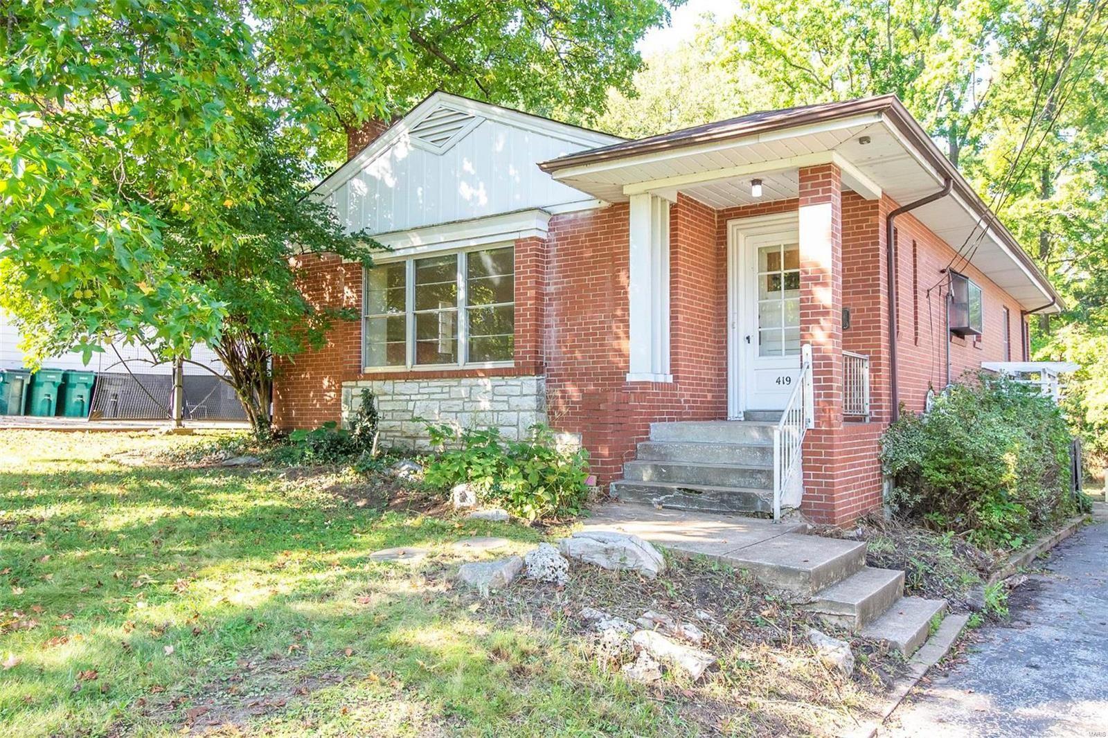 419 Marion Avenue, Saint Louis, MO 63119 - MLS#: 21066105