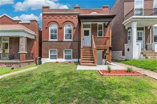 Photo of 3663 Liermann Avenue, St Louis, MO 63116 (MLS # 21052113)