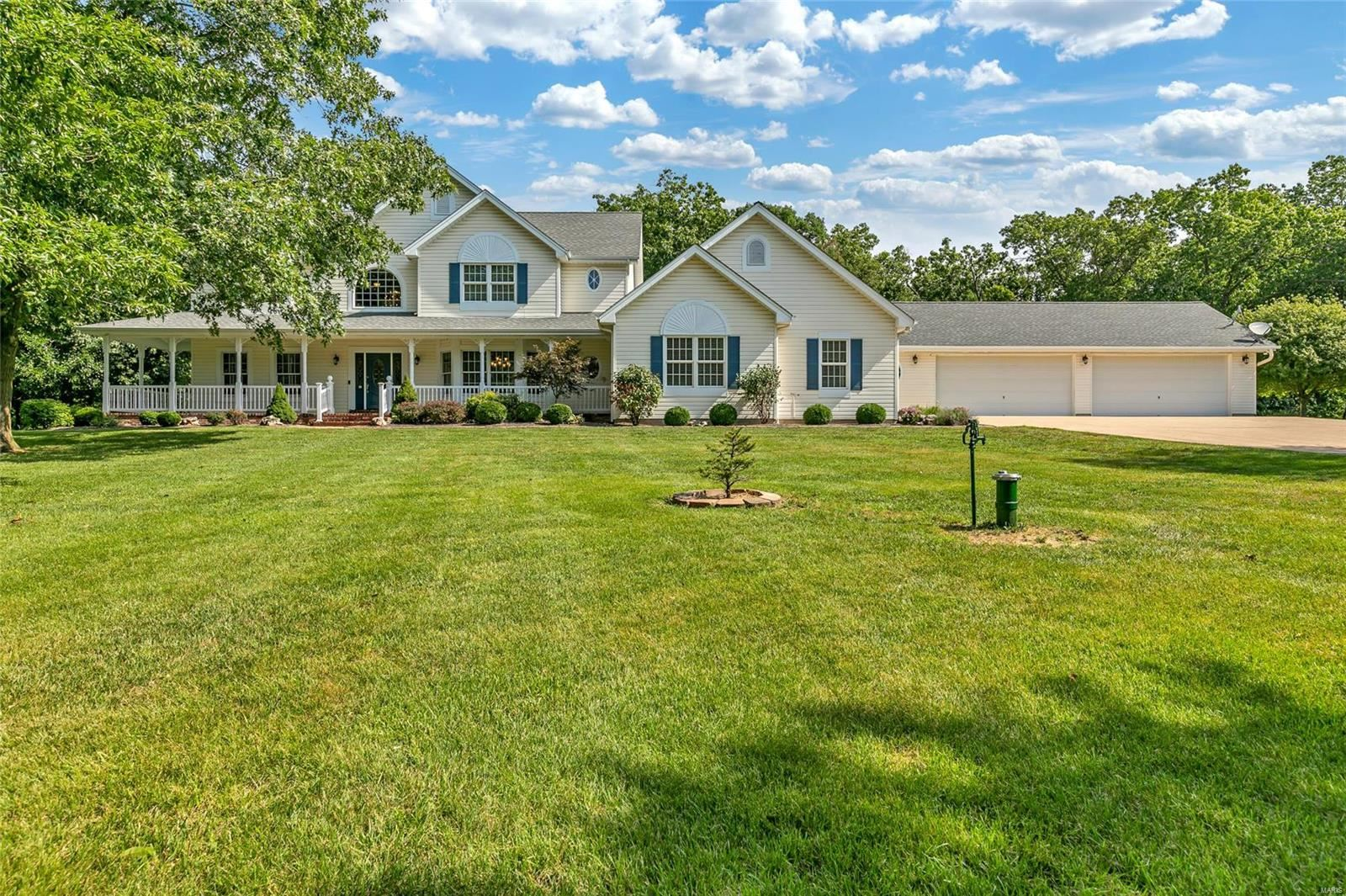 40 Steed Court, Foristell, MO 63348 - MLS#: 21057115