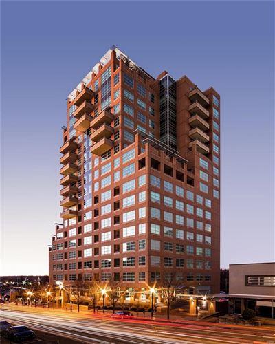 Photo of 8025 Maryland Avenue #15C, Clayton, MO 63105 (MLS # 20024118)