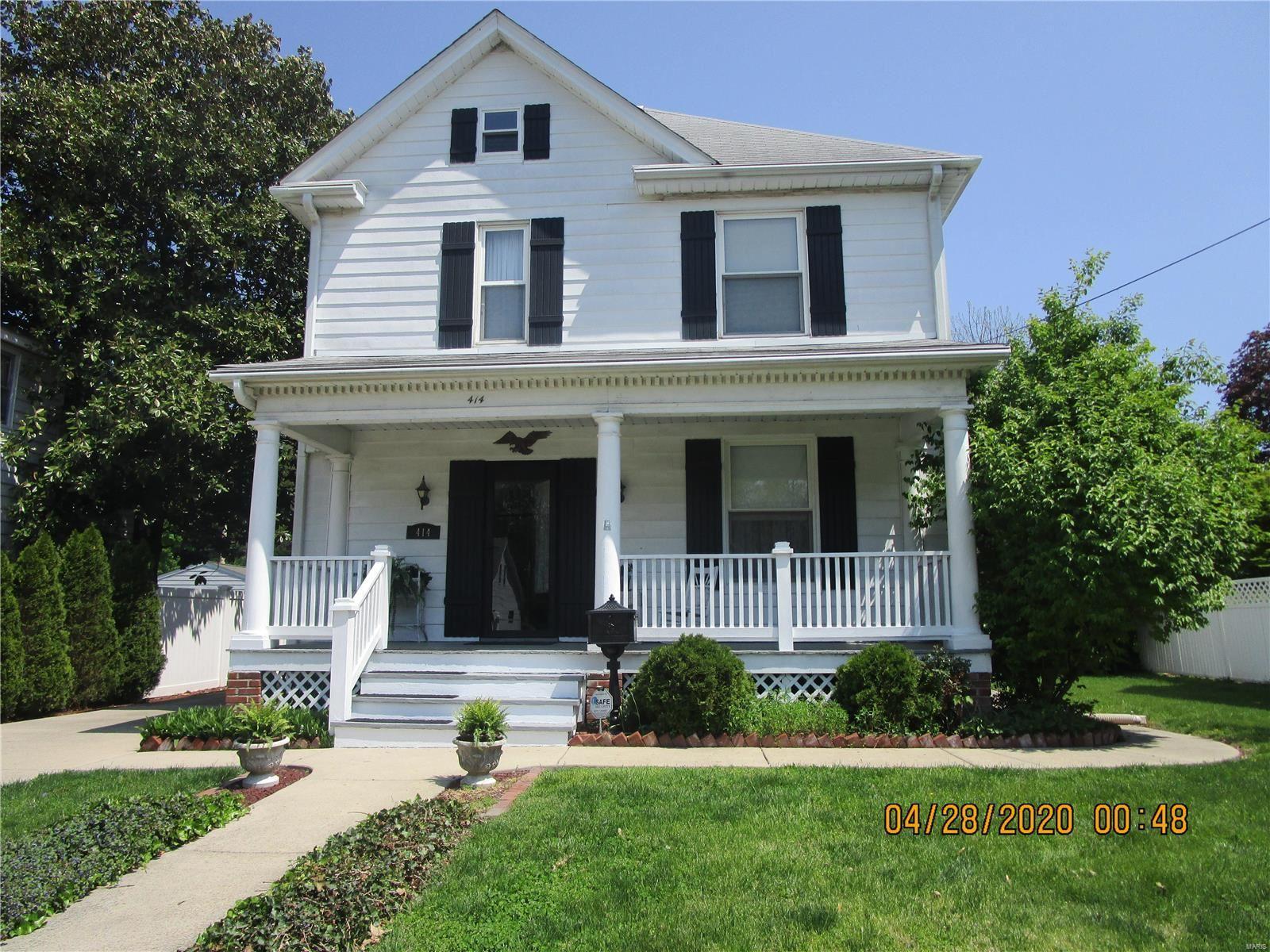414 North Morrison Avenue, Collinsville, IL 62234 - MLS#: 20029118