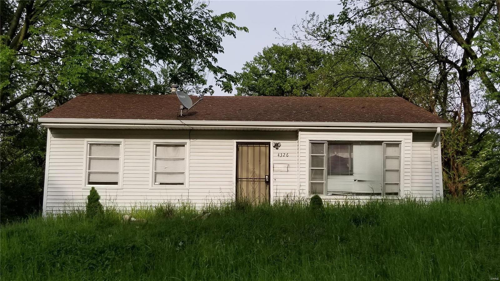 4326 Russet Drive, Bel Ridge, MO 63134 - MLS#: 20029119