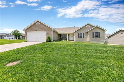 Photo of 203 Ranger Road, Wentzville, MO 63385 (MLS # 21025123)