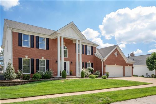 Photo of 2224 Twin Estates Circle, Chesterfield, MO 63017 (MLS # 21064123)