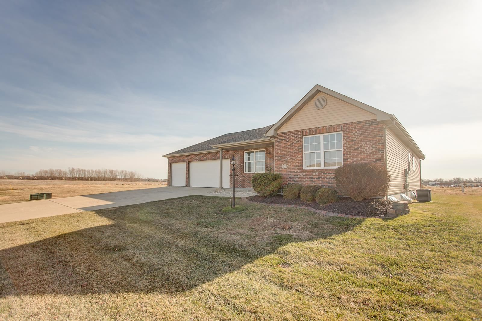 131 George Bush, Troy, IL 62294 - MLS#: 19089123