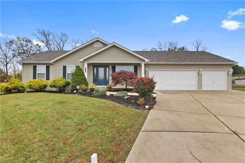 Photo of 471 Glen Forest, Troy, MO 63379 (MLS # 20076124)