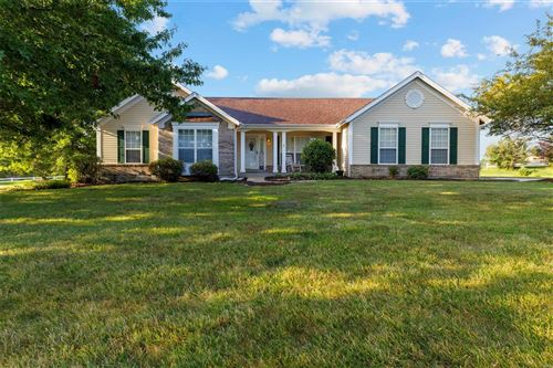 Photo of 5707 Westchester Meadow Drive, Weldon Spring, MO 63304 (MLS # 21065126)