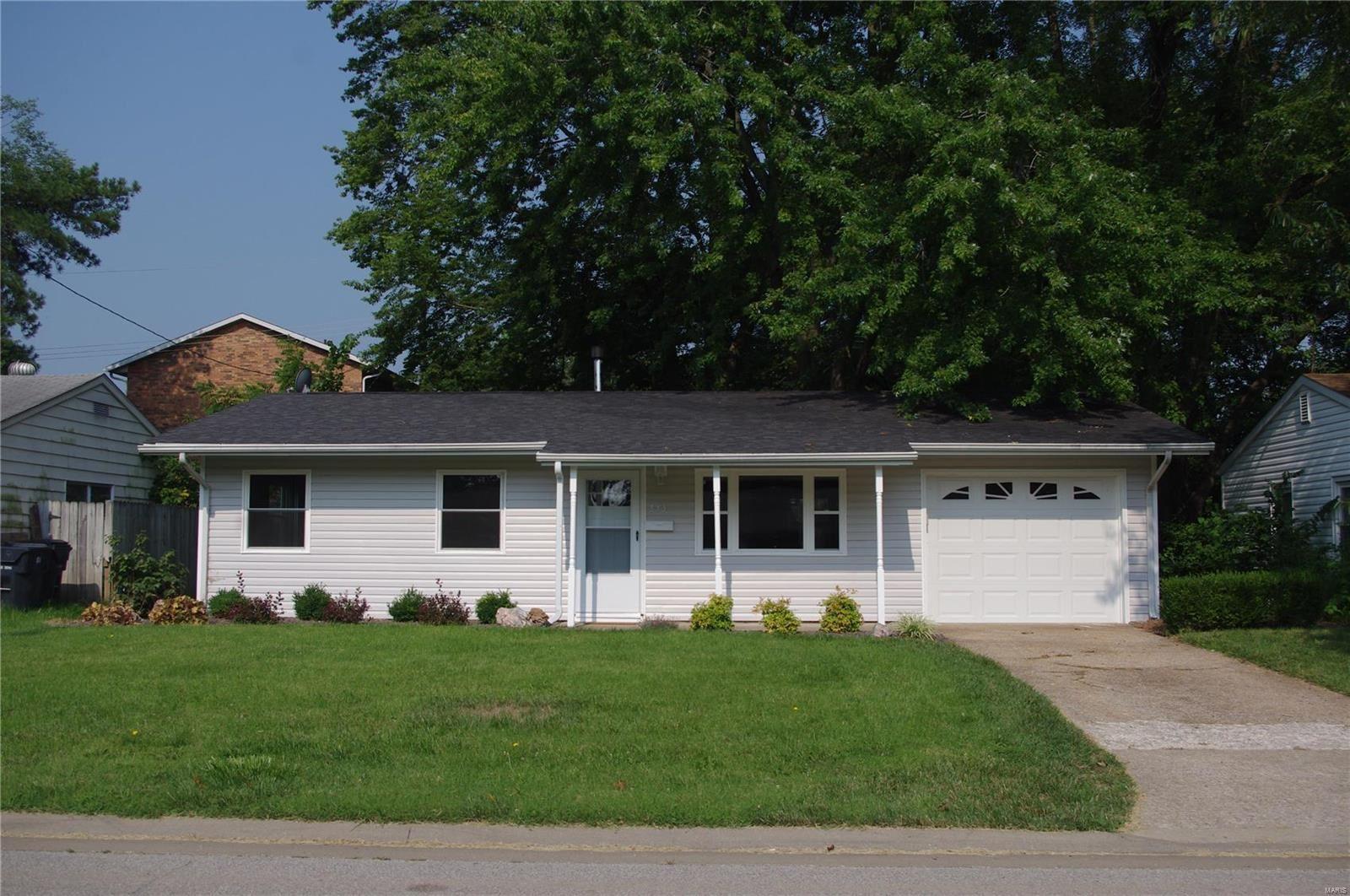 333 43rd Street, Belleville, IL 62226 - MLS#: 21052130