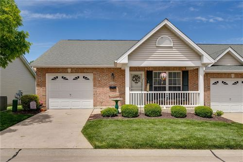 Photo of 124 Green Gables Drive, Wentzville, MO 63385 (MLS # 21030133)