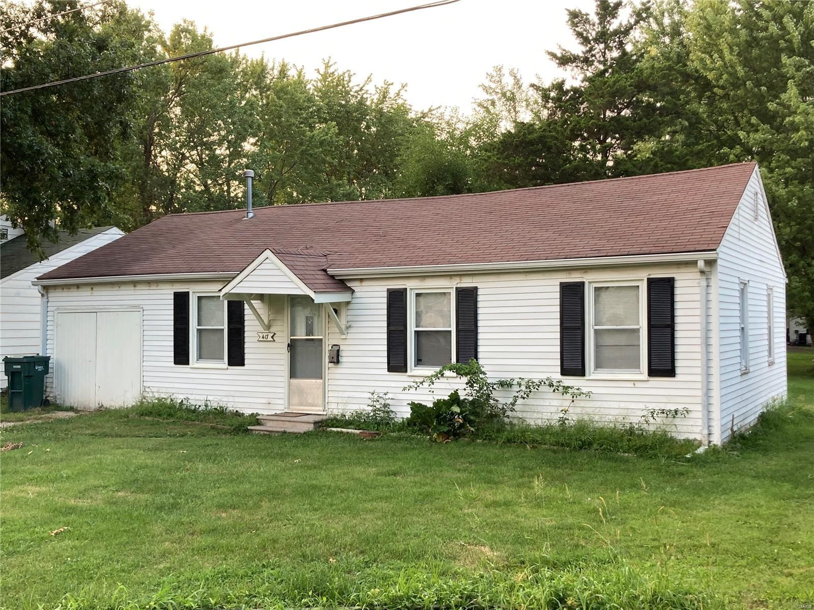 417 Lawrence, Montgomery City, MO 63361 - MLS#: 21060136