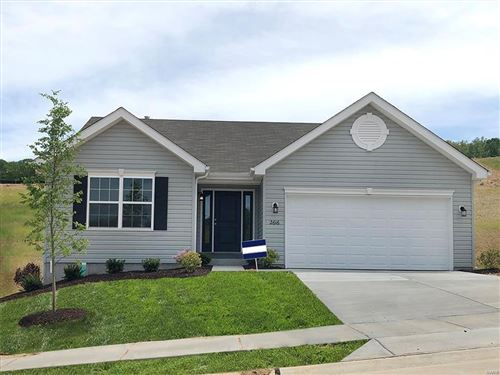 Photo of 504 Leather Reins Drive, Wentzville, MO 63385 (MLS # 20085137)