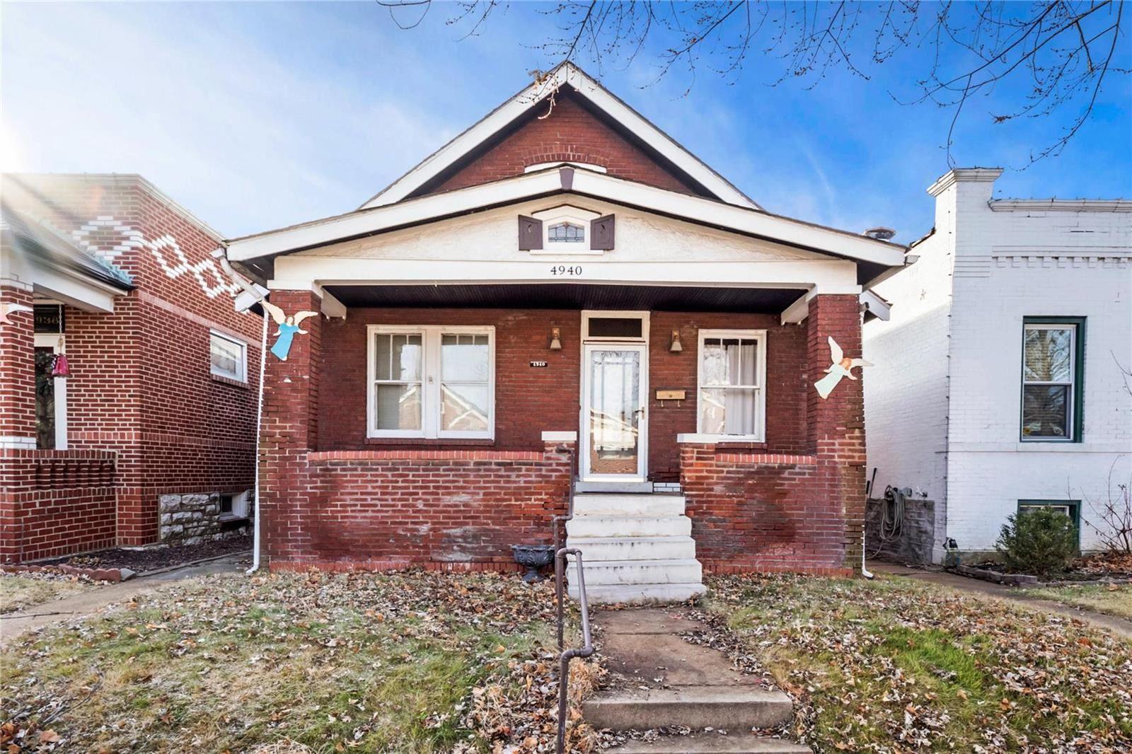 4940 Lisette Avenue, Saint Louis, MO 63109 - MLS#: 19086137