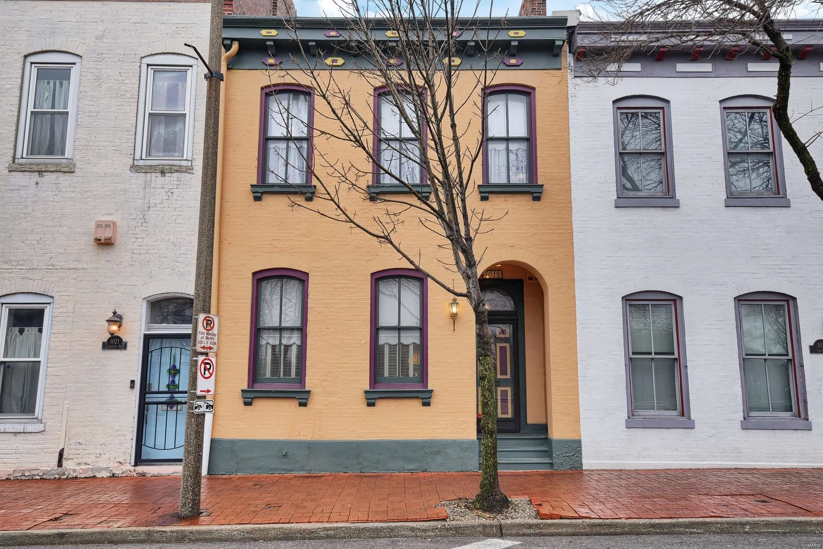 Photo for 1019 Lafayette Avenue, St Louis, MO 63104 (MLS # 20012138)