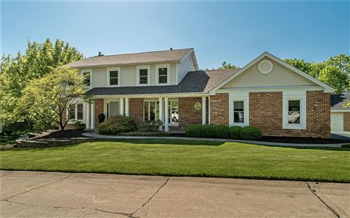 Photo of 1508 Timberbridge Court, Chesterfield, MO 63017 (MLS # 21029141)