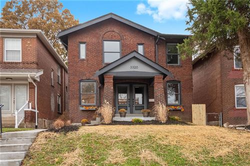 Photo of 3320 Arsenal Street, St Louis, MO 63118 (MLS # 19084143)