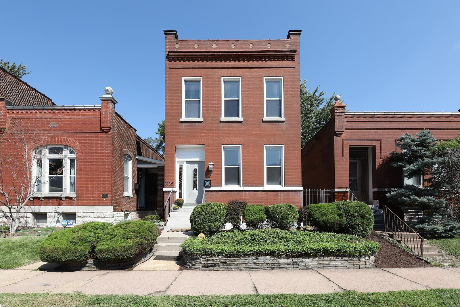 3135 Pestalozzi Street, Saint Louis, MO 63118 - MLS#: 21055145