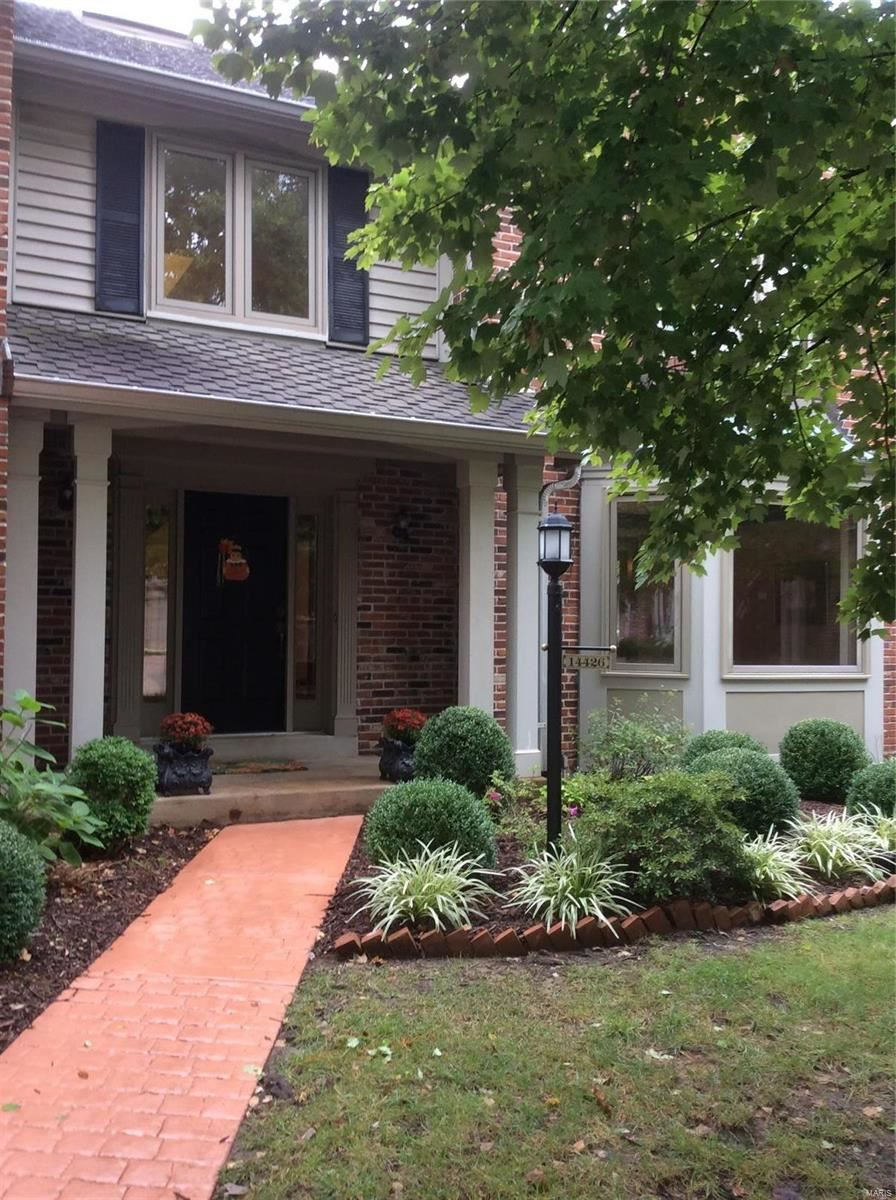 14426 Open Meadow Court W, Chesterfield, MO 63017 - MLS#: 21051152