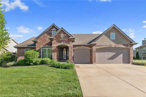 Photo of 159 Carlton Point Dr, Wentzville, MO 63385 (MLS # 21029153)